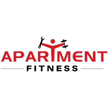 Apartment Fitness Logo