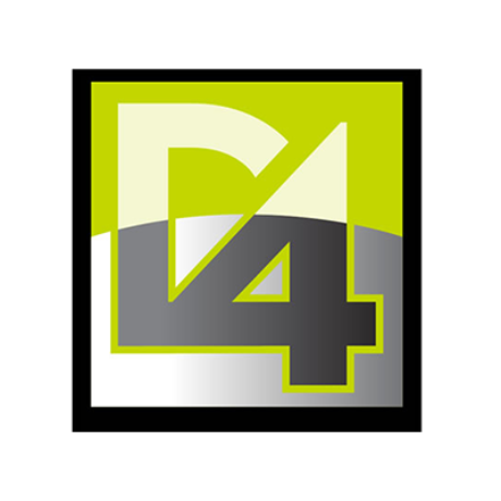 Dimension 4 Group Logo