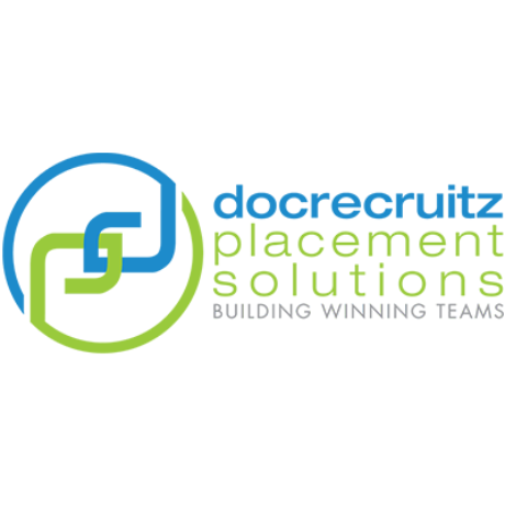 Docrecruitz Placement Solutions Logo