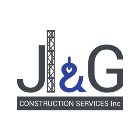 J & G Construction Services Inc Logo