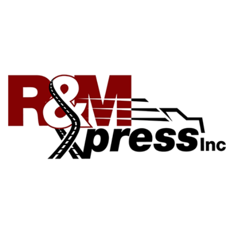 R & M Xpress Inc Logo