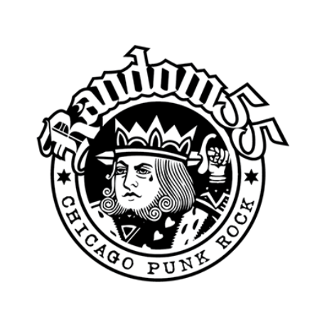 Random 55 Chicago Punk Rock Logo