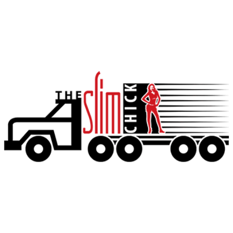 The Slim Chick Logo