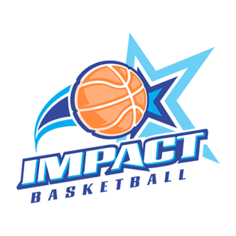 Impact Basketball Logo