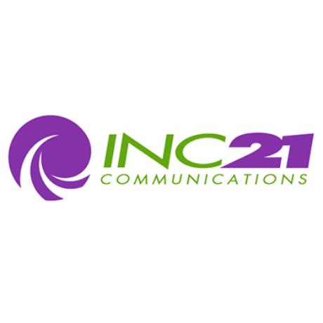 Inc 21 Communications Logo