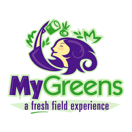 My Greens Logo