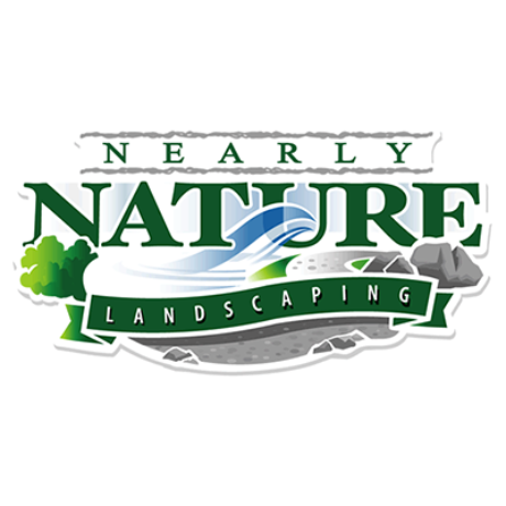 Nearly Nature Landscaping Logo