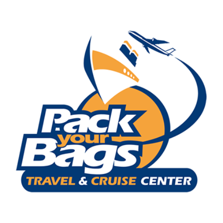 Pack Your Bags Travel & Cruise Logo