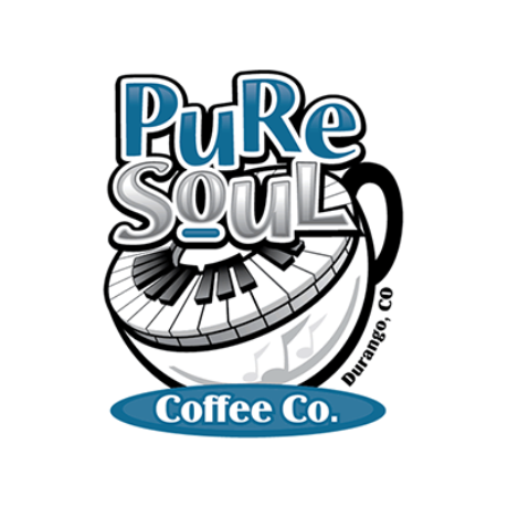 Pure Soul Coffee Company Logo