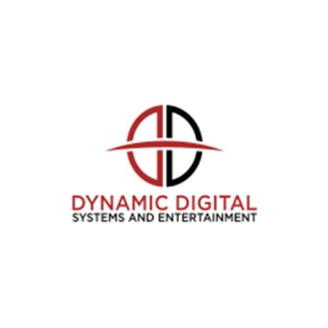 Dynamic Digital Systems and Entertainment Logo