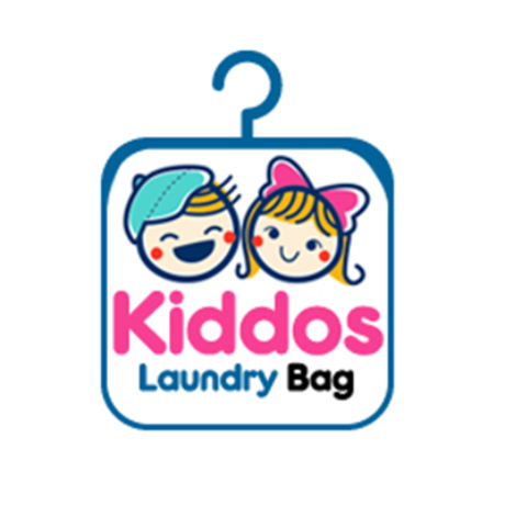 Kiddos Laundry Bag Logo