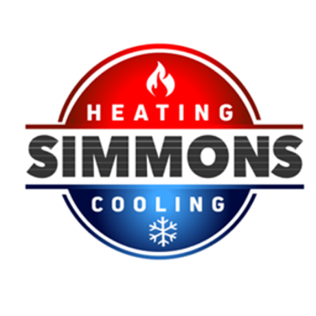 Simmons Heating and Cooling Logo