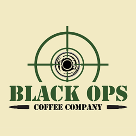Black Ops Coffee Company Logo