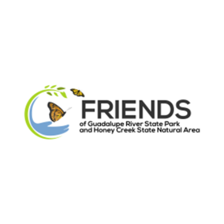 Friends of Guadalupe River State Park and Honey Creek State Natural Area Logo