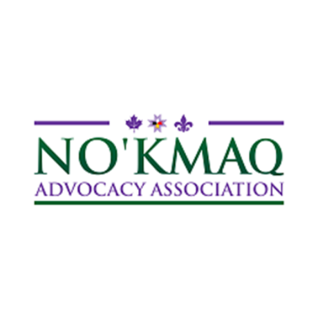 No'kmaq Advocacy Association Logo