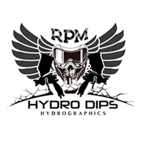 RPM Hydro Dips HydroGraphics Logo