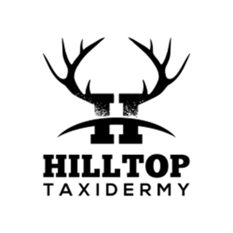 Hilltop Taxidermy Logo