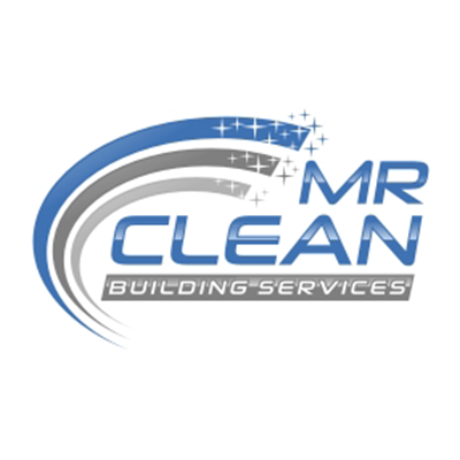 MR Clean Building Services Logo