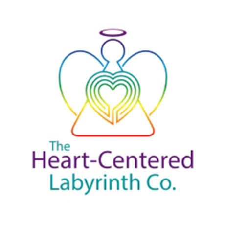 The Heart-Centered Labyrinth Co. Logo