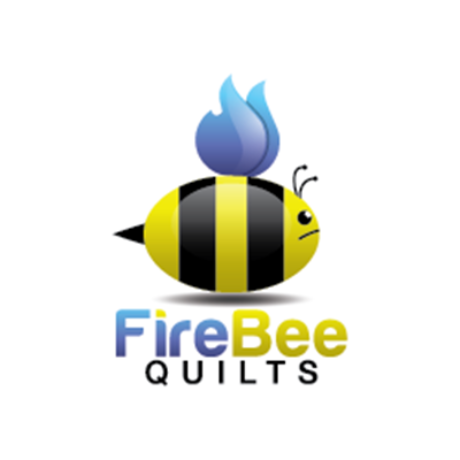 Fire Bee Quilts Logo