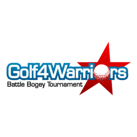 Golf4Warriors Battle Bogey Tournament Logo