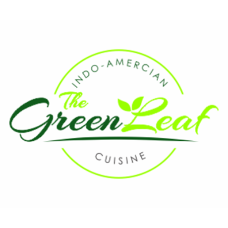The Green Leaf Logo