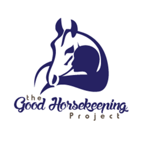 The Good Horsekeeping Project Logo