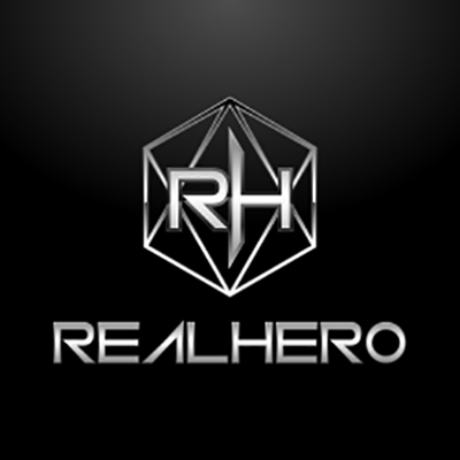 Real Hero Logo