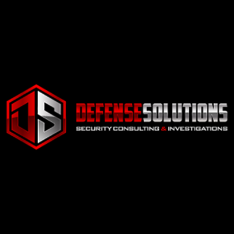 Defense Solutions Security Consulting & Investigations Logo