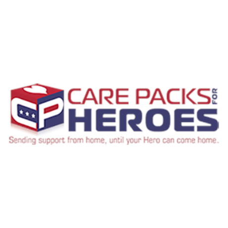 Care Packs for Heroes Logo