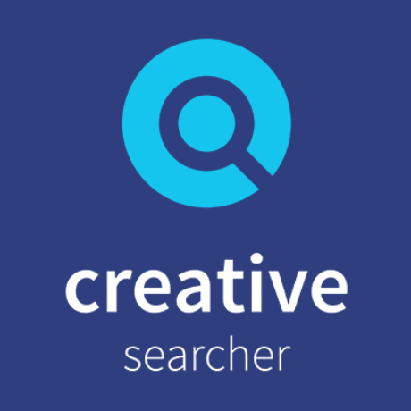Creative Searcher Logo