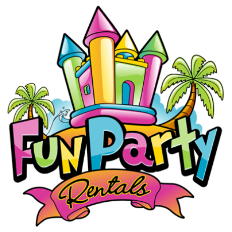Fun Party Rentals Logo