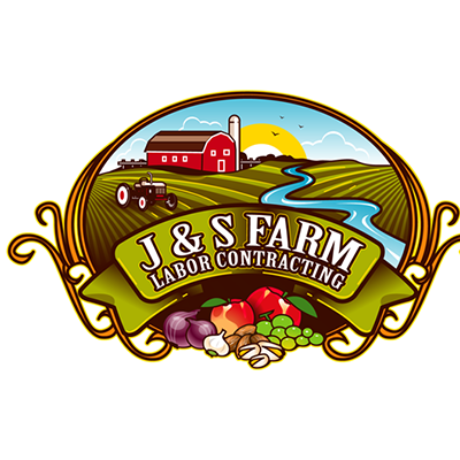 J & S Farm Labor Contracting Logo