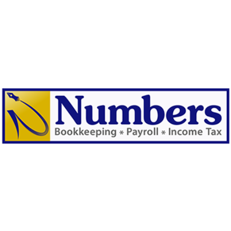Numbers Books Logo