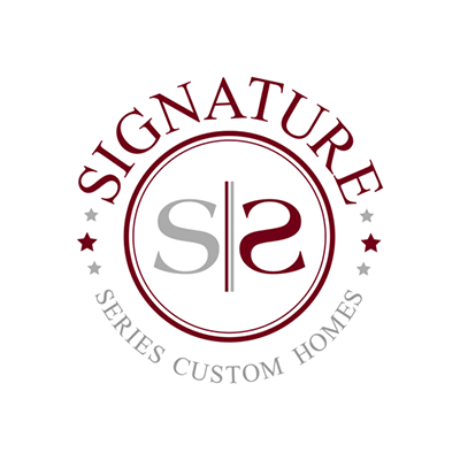 Signature Series Custom Homes Logo