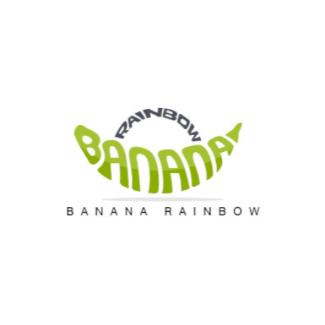 Banana Rainbow Logo