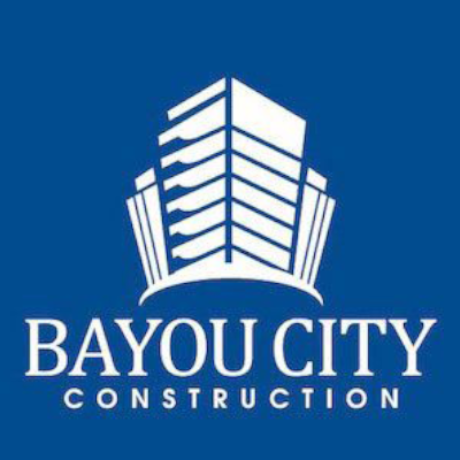 Bayou City Construction Logo