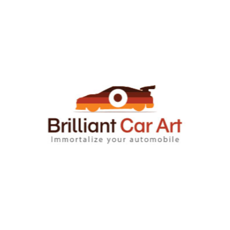 Brilliant Car Art Logo