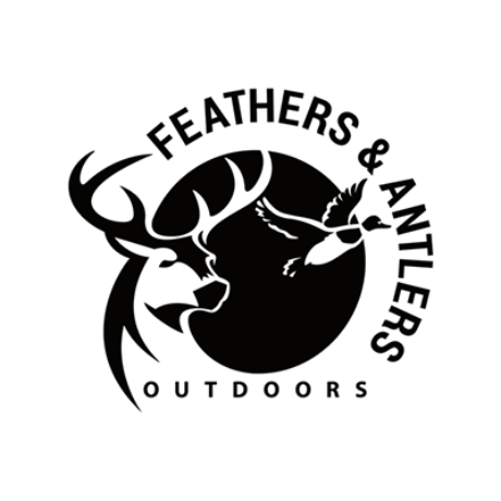 Feathers & Antlers Outdoors Logo