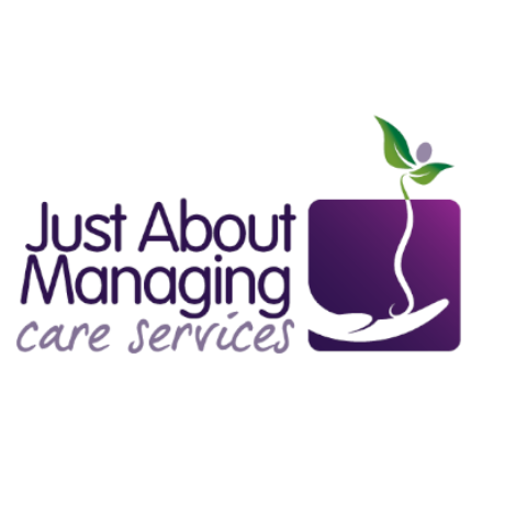 Just About Managing Care Services Logo