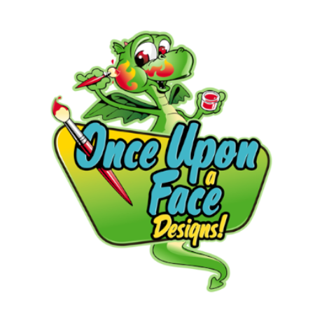 Once Upon A Face Designs Logo