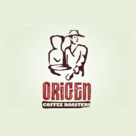Origen Coffee Roasters Logo