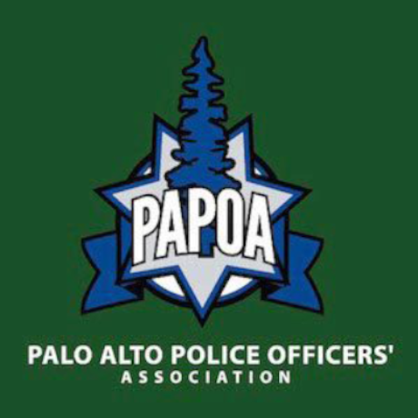 Palo Alto Police Officers' Association Logo