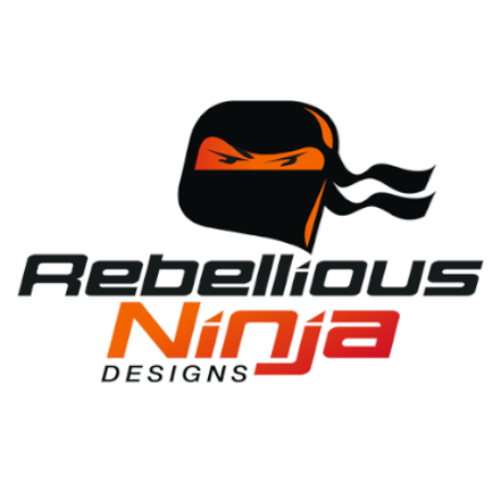 Rebellious Ninja Designs Logo