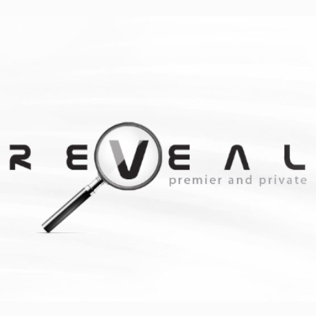 Reveal Premier and Private Logo