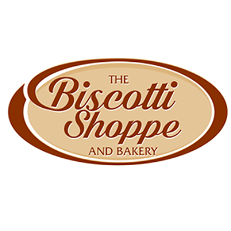 The Biscotti Shoppe & Bakery Logo
