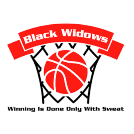 Black Widows Logo