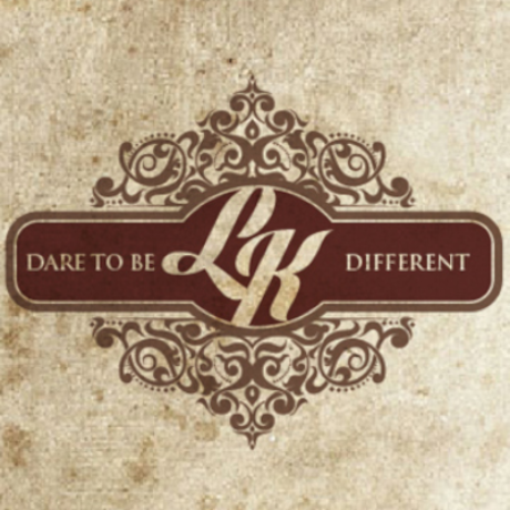Dare To Be LK Different Logo