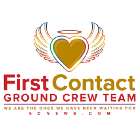 First Contact Ground Crew Team Logo