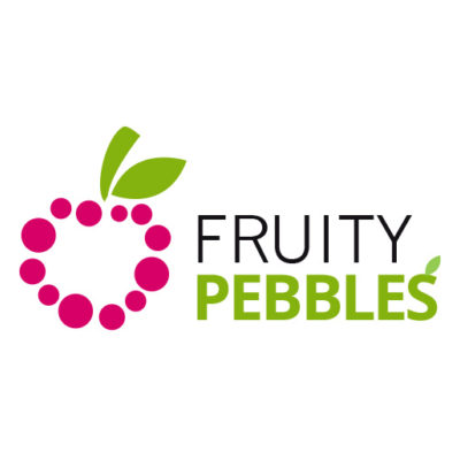 Free Fruity Pebbles Logo Template